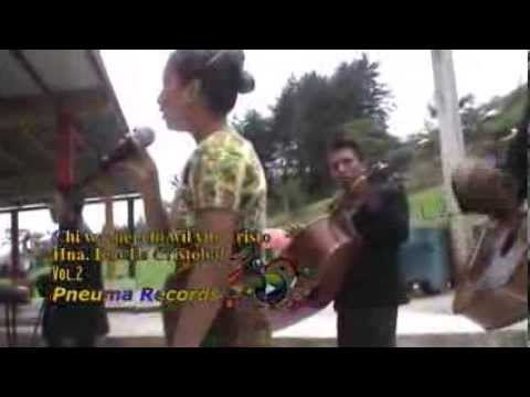 EULALIA CRISTOBAL VIDEO CLIP HD CHI WOCHEJ CHI WIL YIN CRISTO