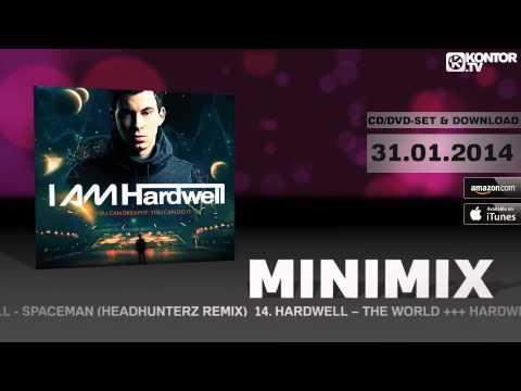 Hardwell - I Am Hardwell (Original Soundtrack) (Official Minimix HD)