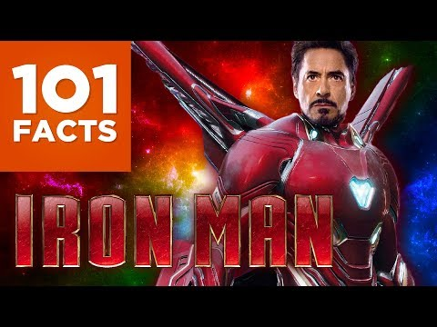 watch 101 Facts About Iron Man