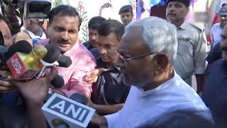 'Highly condemnable': Nitish Kumar on Pragya Thakur's remark on Godse