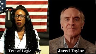 Jared Taylor Talks With Tree of Logic about Race Debates, White Victimhood and More