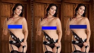 LEAKED : Sunny Leone NAKED Stripping Video Goes VIRAL!