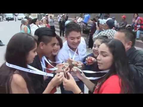 Callejoneada por las principales calles de Valparaiso Zacatecas Julio 30 2016
