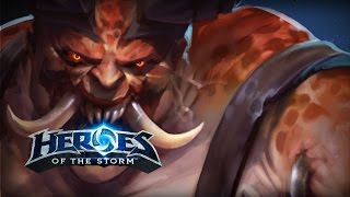 ♥ Heroes of the Storm (A-Z Gameplay) The Butcher (HoTs Quick Match)