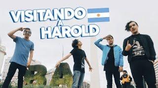 VISITANDO A HAROLD EN ARGENTINA - RAMIRO