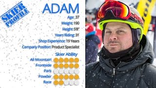 Adam's Review-Atomic Vantage X 75 CTI Skis 2017-Skis.com