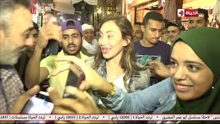 صبايا مع ريهام سعيد - شوف أهالي الأقصر عملوا إيه لما شافوا ريهام سعيد