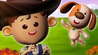 If Your Happy And You Know It   Little Eddie   Kindergarten Nursery Rhymes For Toddlers By Kids Tv