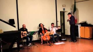 Besame mucho  (Tango version) - Trio Insolito special guest Paolo La Ganga guitar