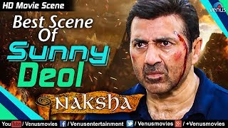 Sunny Deol Best Action Scene | Hindi Movies | Naksha | Bollywood Movie Scene | Sunny Deol Movies