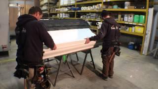 Box Gutter Liner Installation   Box Gutter Repair