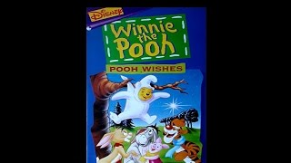 Digitized opening to Winnie the Pooh: Pooh Wishes (UK VHS)