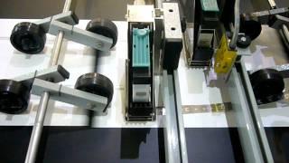 Industrial Inkjet System HP or Xaar vacuum feeder