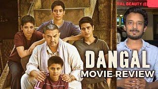 Dangal Full Movie Review | Aamir Khan, Fatima, Sanya and Sakshi Tanwar