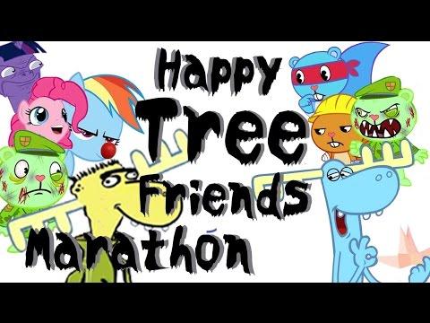 Happy Tree Friends Marathon