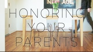 Deeper: Honoring Your Parents