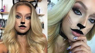 Sexy Cat Makeup Tutorial (VERY Original I Know)