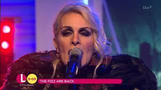 The Fizz Amen On Lorraine 2017 10 31