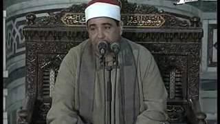 الشيخ محمود الخشت وتلاوة فجر 10 رمضان 1428 هـ