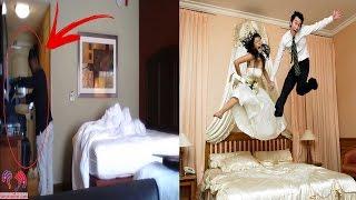 """صورت ليلة زفافها فى أحدى الفنادق """"وما حدث لها دمر حياتها"""""""