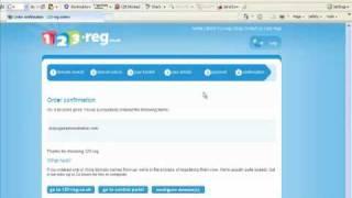 How to Register a Domain Name Register a website address 123 Reg