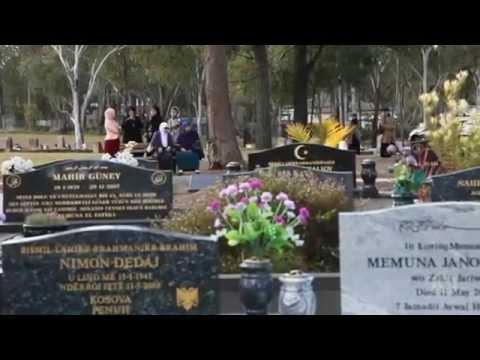 Muslim Funeral Janaza