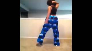 Cookie monster twerk