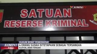 Siswi SD Diperkosa 5 Remaja di Rumah Kosong
