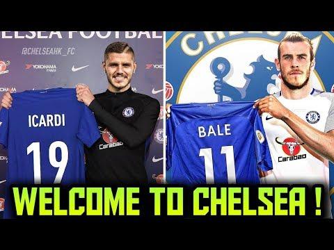 Xxx Mp4 CHELSEA TRANSFER NEWS TOP 10 Chelsea Transfer Targets 2018 Ft Bale Icardi Lewandowski 3gp Sex