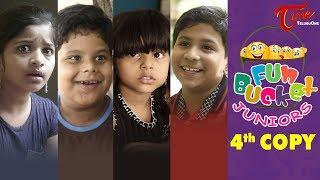 Fun Bucket JUNIORS | Classroom Jokes | Episode 4 | Kids Funny Videos | Comedy Web Series