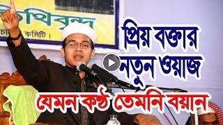 দিল ঠাণ্ডা করা নতুন ওয়াজ Bangla Waz 2017 Mufti Said Ahmed Kolorob