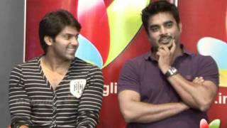 Madhavan & Arya Meet Fans - IG Special - Part 2