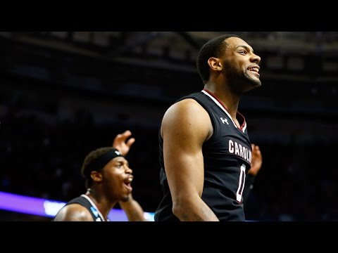 South Carolina vs. Duke Every second half basket for Gamecocks