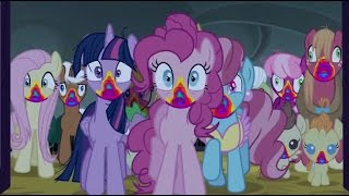 El Ataque de los Pony-Zombies    Una Broma de Más 06X15