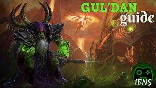 GUL'DAN - FEL FLAME BUILD (Heroes of the Storm Gameplay)