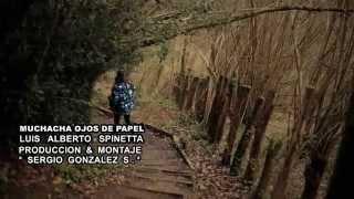 MUCHACHA OJOS DE PAPEL / VIDEO OFICIAL / HD