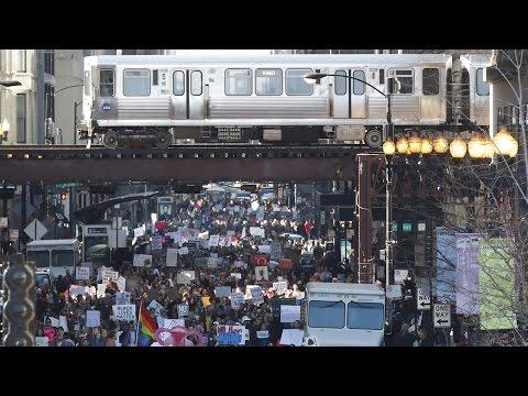 watch Women's March: Massive Protests Across U.S., World