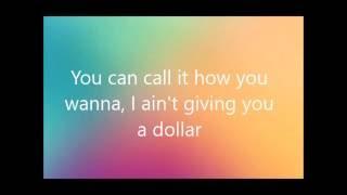 No Money- Lyrics