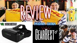 COMPRAS CHINAS | REVIEW LENTES 3D y TOOTHBRUSH PEGMAN