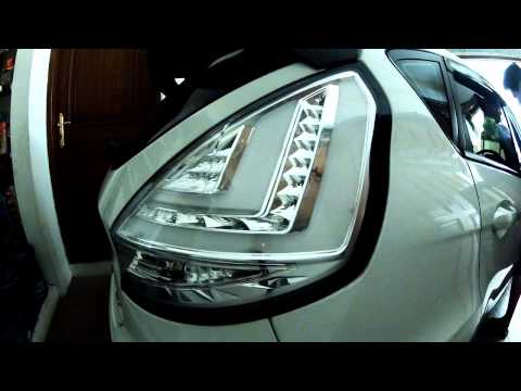 Ford Fiesta mk7 Tail Brake Stop Lamp LED New Design
