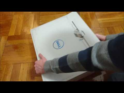 Dell Inspiron 2 in 1 15.6 Touch Screen Laptop Unboxing