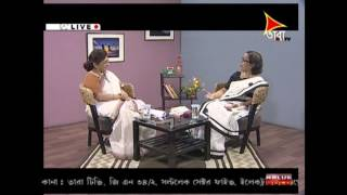 Banani Mukhopadhyay - Tara TV Interview by Urmimala Bose