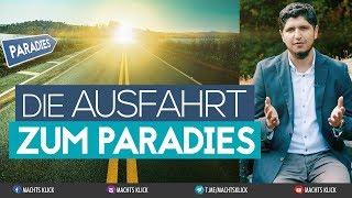 Kennst du die Route zum Paradies?