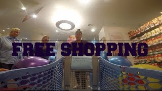 CRAZY 60 SECONDS OF FREE SHOPPING (AH)