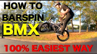 How To BARSPIN (100% Easiest Way)