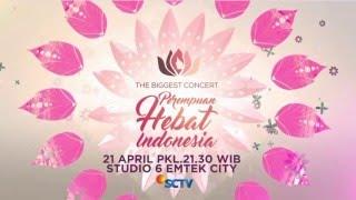 Konser Perempuan Hebat Indonesia