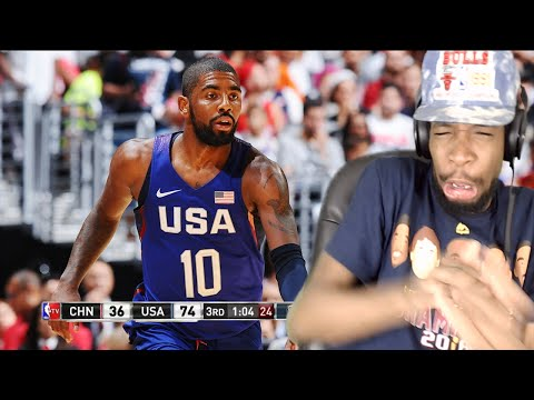 watch PUT HIM IN A COFFIN! USA vs CHINA FULL GAME HIGHLIGHTS REACTION!!