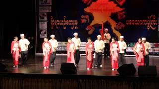 Kayah Traditional Dance @ Singapore