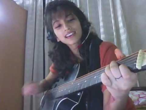 Bangladeshi singer sing an English song