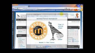 Moodle 2.x Video Tutorial Folge 3.2